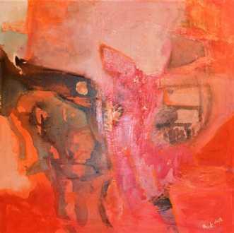 Psychosis 0685 by Ovidia Hansen | maleri