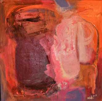 Psychosis 0686 by Ovidia Hansen | maleri