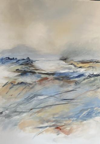 Après la tempête by Birthe Villauma | maleri