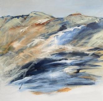 Islandais vie by Birthe Villauma | maleri