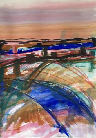 M2 by Birthe Villauma | tegning