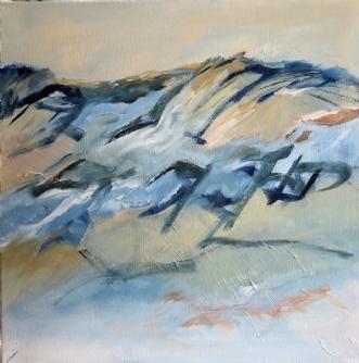 Tomber sur by Birthe Villauma | maleri