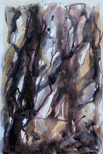 Spot on by Birthe Villauma | maleri