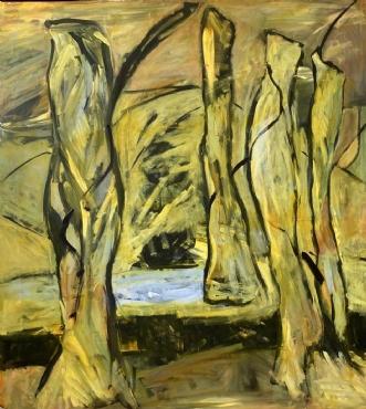 Bonheur by Birthe Villauma   maleri
