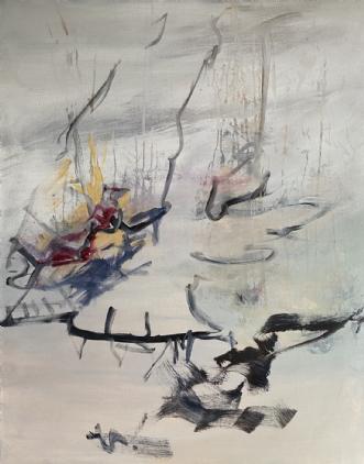 Infini by Birthe Villauma | maleri