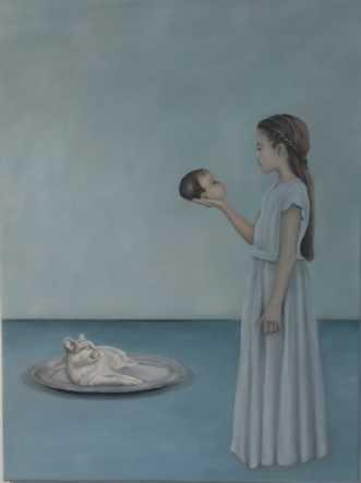 Uden titel by Pia Vestmar | maleri