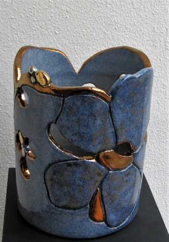 potte lille  til ly.. by Tove Balling | keramik