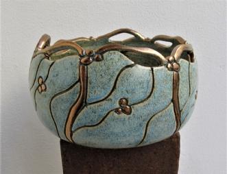 åben mellem gobbel .. by Tove Balling | keramik