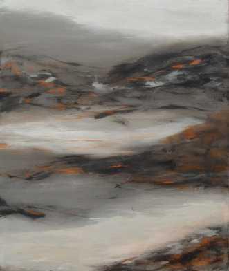 Islandskab by Tina Lund Christiansen | maleri