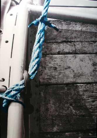 Hundested Havn by Kirsten Herse | maleri
