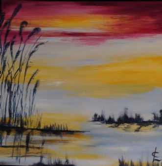 River by Connie Lous | diverse