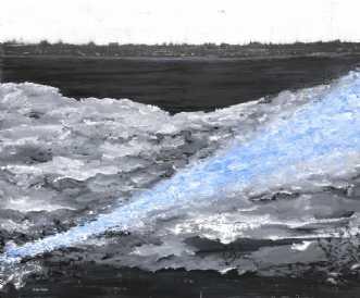 Prspectives by Henrijete Elmkjær | maleri