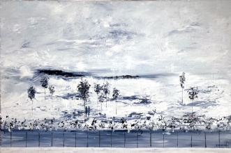 Perspectives - The .. by Henrijete Elmkjær | maleri