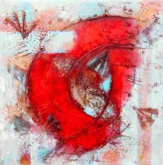 Uden tittel by Lykke Mørch | maleri