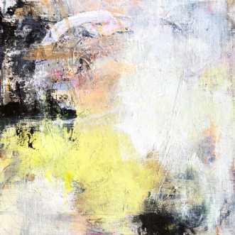 Farven gul by Susanne Gemmer | maleri