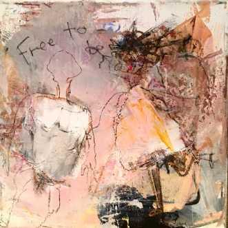 Maleri af Susanne Gemmer