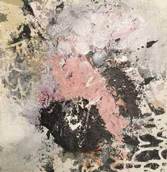 ingen titel by Susanne Gemmer | maleri