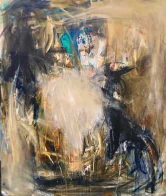 Når enden er god, e.. by Susanne Gemmer | maleri