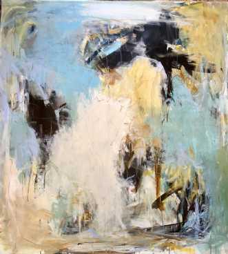 Indsigt giver udsyn by Susanne Gemmer | maleri