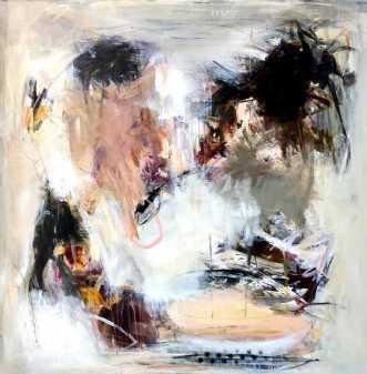 No. 1 by Susanne Gemmer | maleri