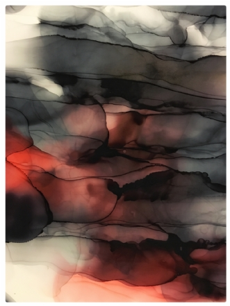 Fall by Jeanette Innala | tegning