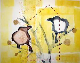 Maleri af Hanne GreteEinarsen