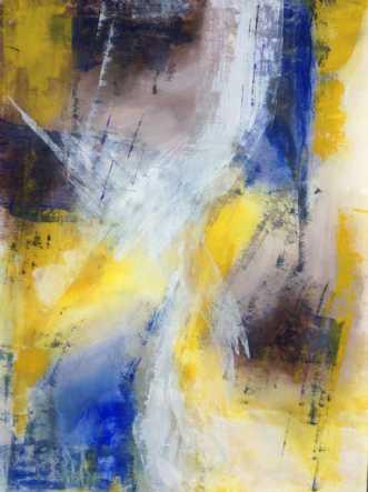 Decemberlys by Else Sofie Munkholm Bager | tegning