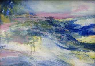 Ved kysten by Else Sofie Munkholm Bager | unikaramme