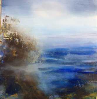 Ved havet by Else Sofie Munkholm Bager | unikaramme