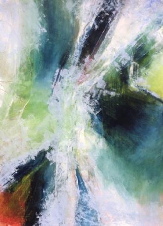 Novemberdeva by Else Sofie Munkholm Bager | tegning