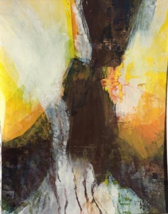 Udbrud by Else Sofie Munkholm Bager | tegning