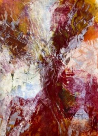 Vindpust by Else Sofie Munkholm Bager | tegning