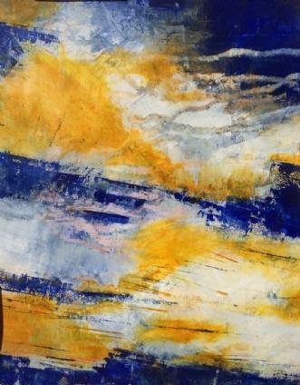 Påske by Else Sofie Munkholm Bager | tegning