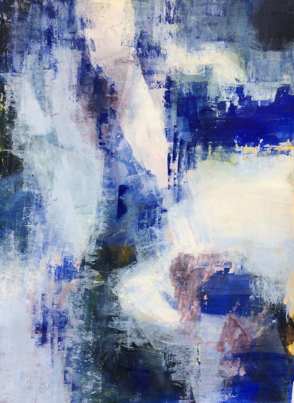 Healing by Else Sofie Munkholm Bager | tegning