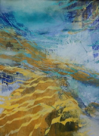 Pinselys by Else Sofie Munkholm Bager | tegning