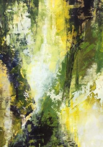 Lysning by Else Sofie Munkholm Bager | tegning