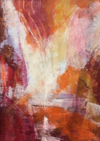 Sommerens engel by Else Sofie Munkholm Bager | tegning