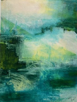 Magic nature 3 by Else Sofie Munkholm Bager | tegning
