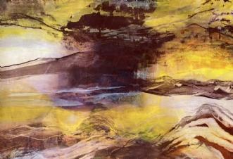 Septemberdage by Else Sofie Munkholm Bager | tegning