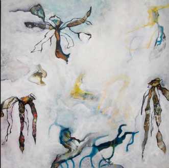 Remember Me by Eva Brokholm | maleri