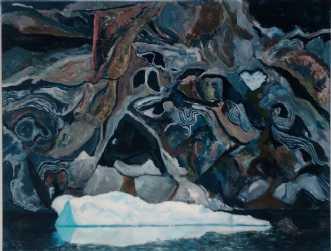 Maleri af TageEbbensgaard