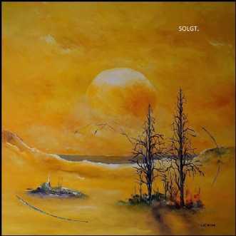 Varmen i mit indr.. by Kurt Olsson | maleri