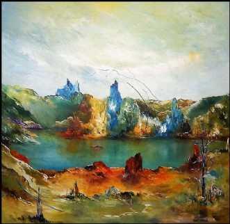Lykkelige erindring.. by Kurt Olsson | maleri