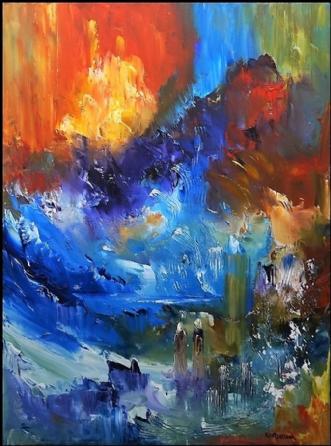 Tag med mig by Kurt Olsson | maleri