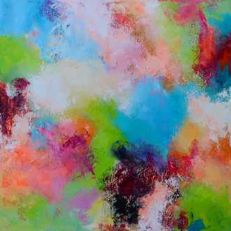 Hypnotic 2 by Mette Vester | maleri