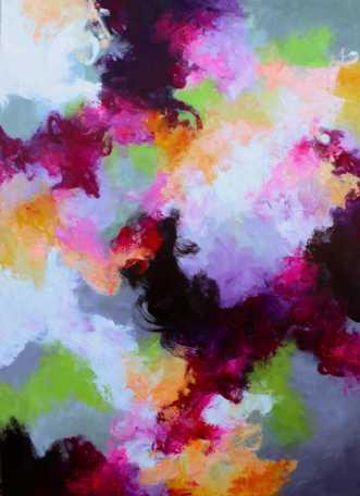 Fairytale by Mette Vester | maleri