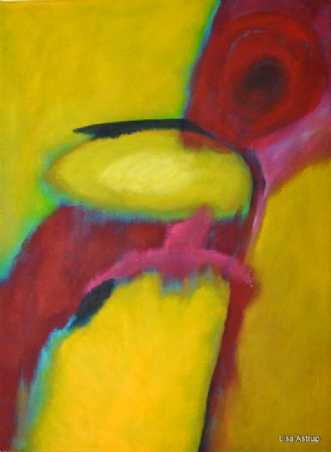 spring by Lisa Astrup | maleri