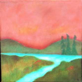 floden by Lisa Astrup | unikaramme