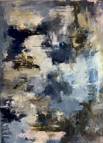 REFLEXION TIME by Filica Lysfalk | maleri