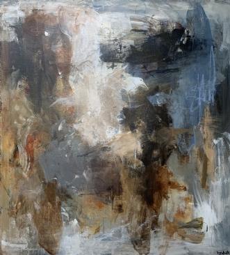 MIN EGEN VEJ by Filica Lysfalk | maleri